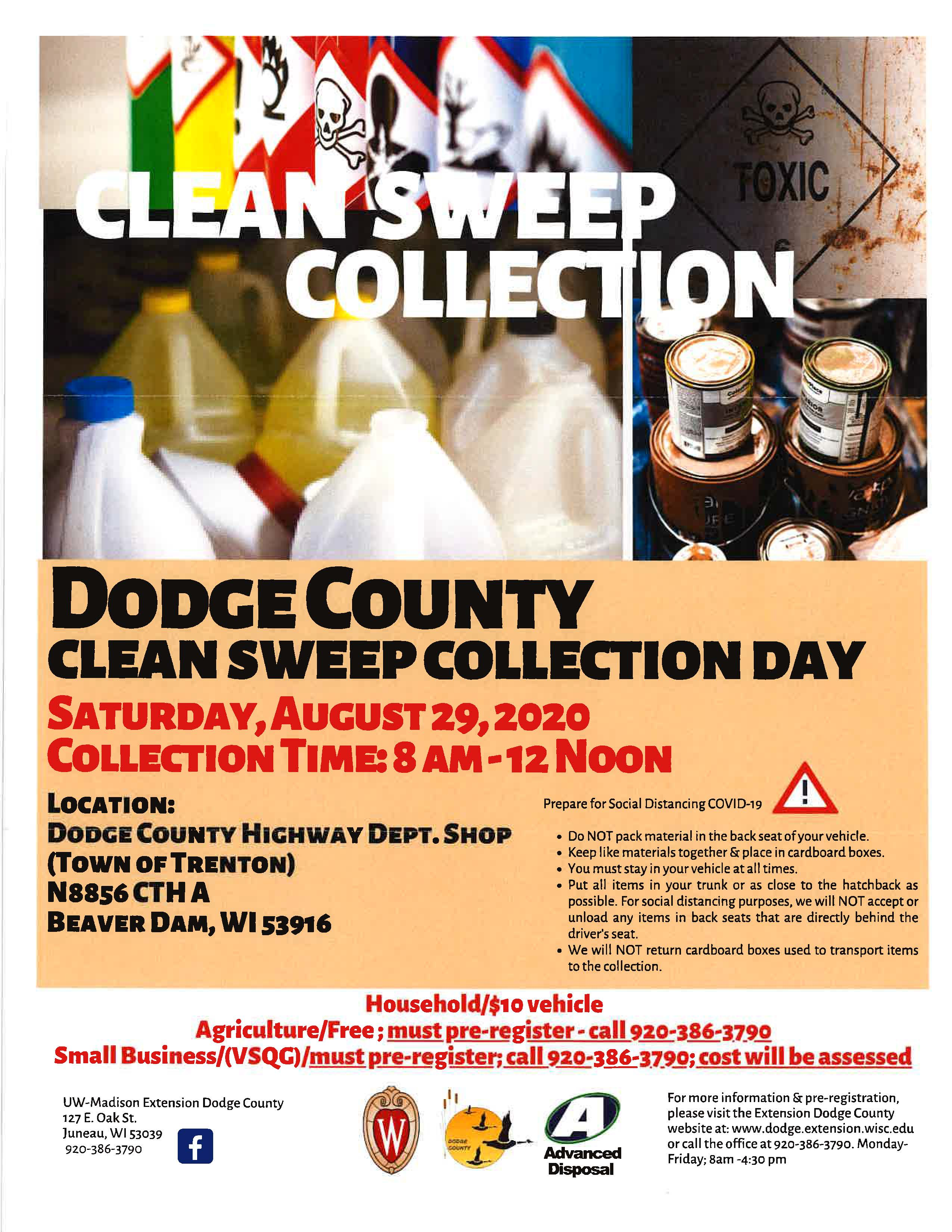 2020-08-29_Dodge County Clean Sweep Collection